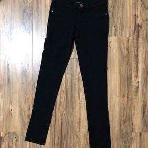 Size 12 Vigoss black stretch jeans